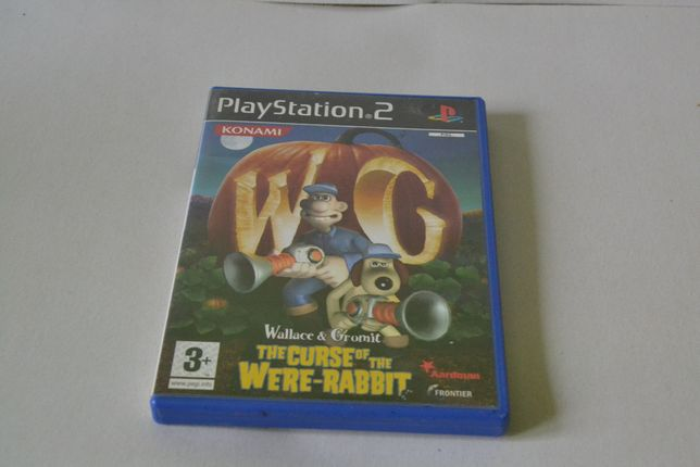 Wallace i Grommit ps2