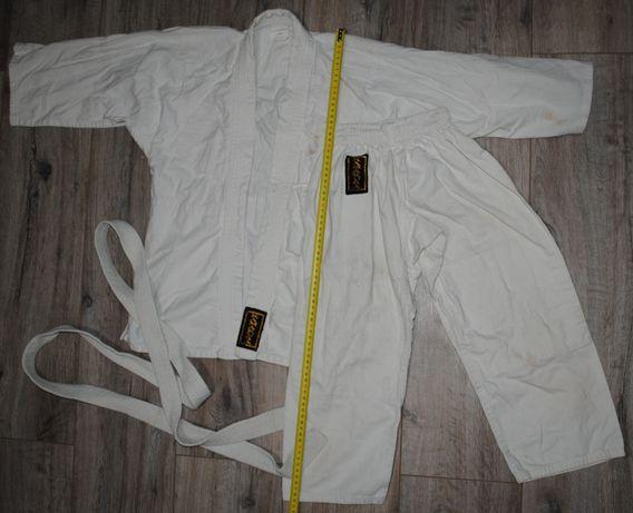 Детская спортивная форма для единоборств кимоно для теквондо 0- 130 см