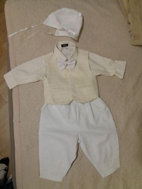 Ubranko do chrztu - chłopiec - 68