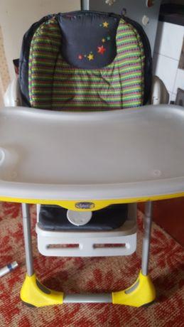 Столик стульчик для кормления Chicco Polly