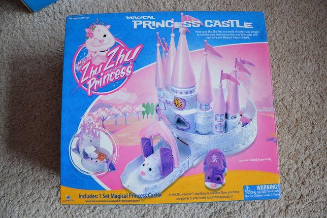 Zhu Zhu Magical Princess castle