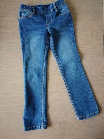 Gymboree jeansy dziewczęce na 5 latke