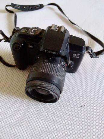 Canon EOS 5000 analógica