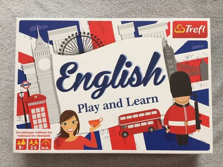 """Gra """"English - play and learn"""""""
