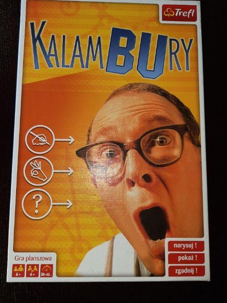 Kalambury trefl nowe