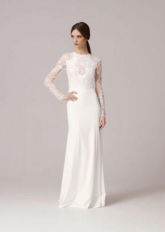 Suknia ślubna Anna Kara model Kora rozmiar 36