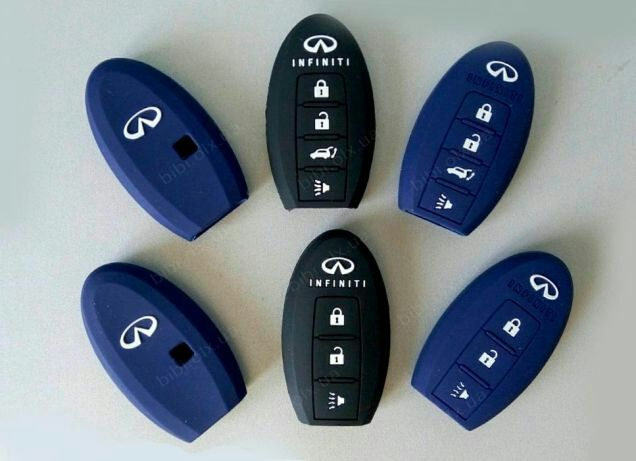 Чехол для ключа Infiniti FX 35 45 37 50 EX 25 QX 50 60 70 56 JX,G,M
