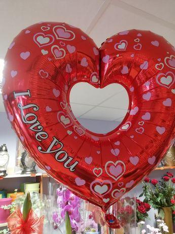 Balony z helem różne