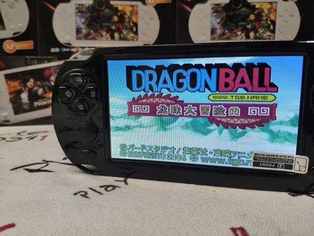 Consola portátil jogos clássicos Nintendo - Megadrive Sega Gameboy PS1