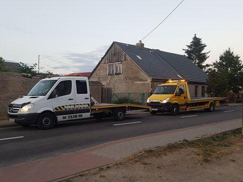 Pomoc Drogowa 24/7 Holowanie Transport S6 OCP Licencja