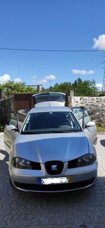 Seat Ibiza 2002 / 1.400 - Gasolina