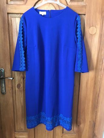 Плаття жіноче синє