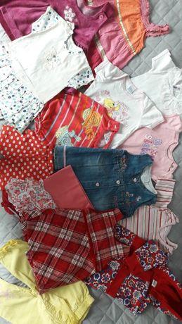 Ubrania na dziewczynkę 3-12 miesięcy