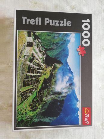 Puzzle 1000 (brakuje 1)