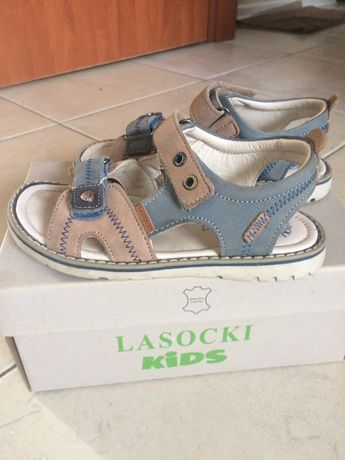 Sandały Lasockiego chłopięce 29
