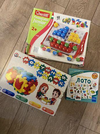 Лот развивашки для детей 1-2 года