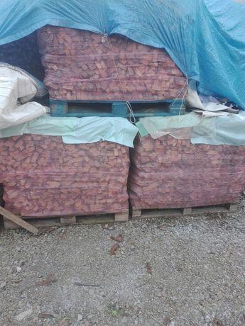 Drewno opałowe suche promocja