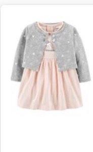 Платье + болеро Carters