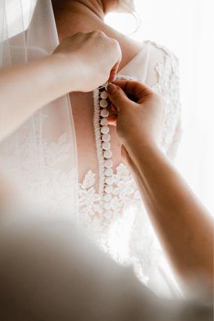 Свадебное платья в идеальном состоянии