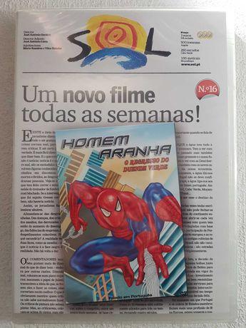 Homem Aranha - O Regresso do Duende Verde - DVD - Selado