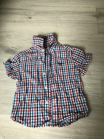 Дитячі сорочки вік 1-2 роки ріст 80-92