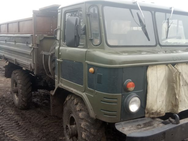 Продам ГАЗ-66 Самосвал