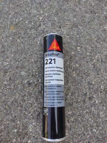 SIKAFLEX 221 300ML BIAŁY masa, uszczelniacz, klej, silikon