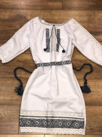 Вышиванка, платье