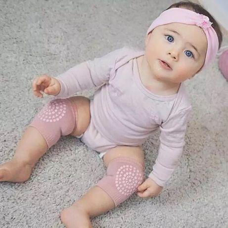 Наколенники защита коленок малыша от 0 до 3 лет