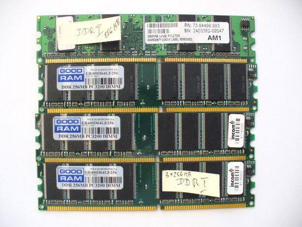 pamięci RAM DDR1