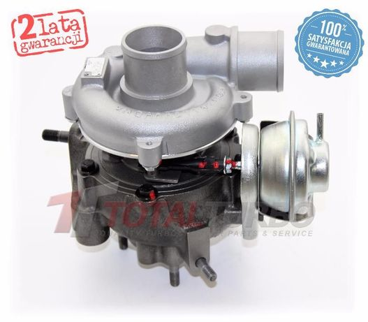 Turbosprężarka turbina Toyota RAV4 2.0 Toyota Previa TD D4D 116KM