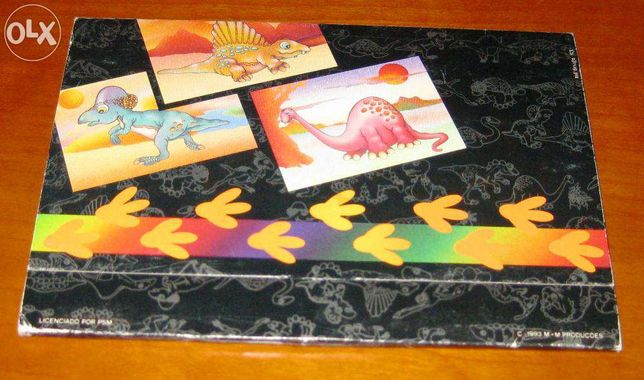 Lote 8 Bilhetes postais Coleção Juvenil Dragão CTT