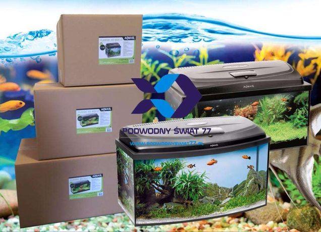 Zestaw akwarystyczny Aquael Classic Box LT 20-112L - akwarium, prezent