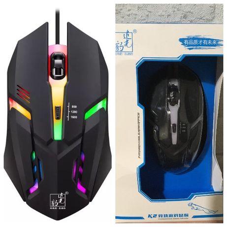 Компьютерная мышка  юсб  игровая мышка