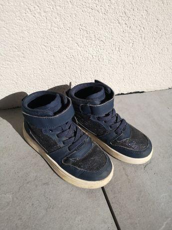 Buty sportowe trampki tenisówki H&M dziewczęce 28