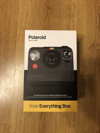 Aparat Polaroid Now Everything Box (z filmem)