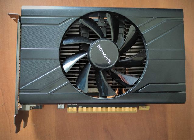 AMD RX570 ITX Sapphire Pulse
