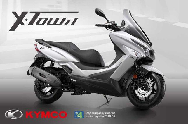 Kymco X-Town 125i (CBS) biały