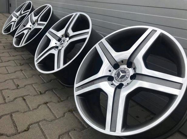 """Mercedes 19"""" amg S-klasa 221"""