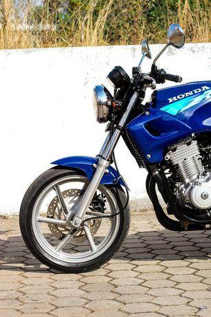 Honda  CB  500..