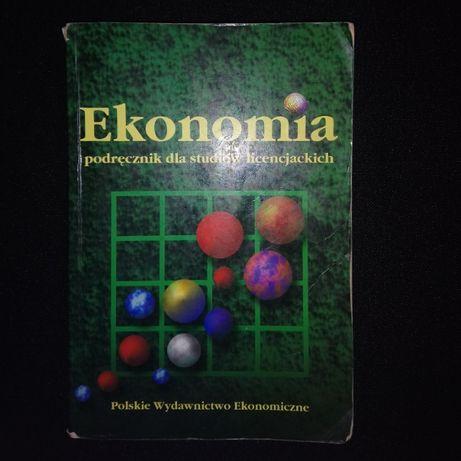Ekonomia - podręcznik dla studiów licencjackich