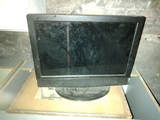 Monitor LCD Elektric