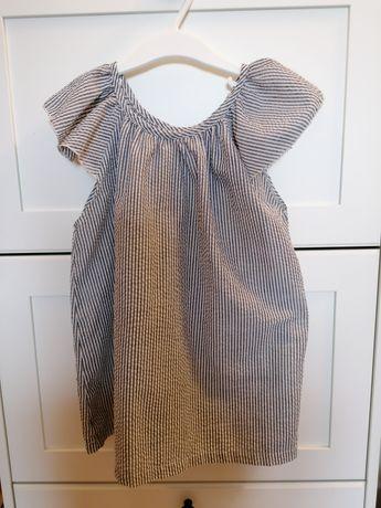 Sukienka letnia r. 98-104