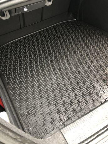 Коврик багажник skoda octavia Passat b7