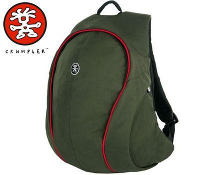 Plecak Crumpler, dodatkowo pokrowiec na laptopa