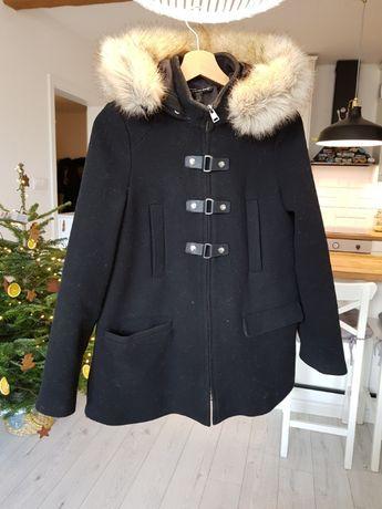Płaszcz firmy Zara rozm S