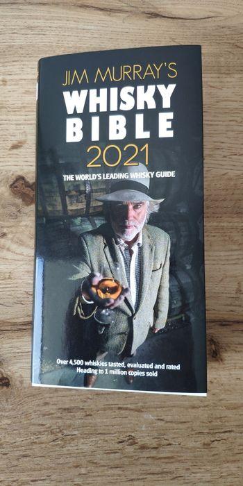 Whisky Bible 2021 Jim Murray's Warszawa - image 1