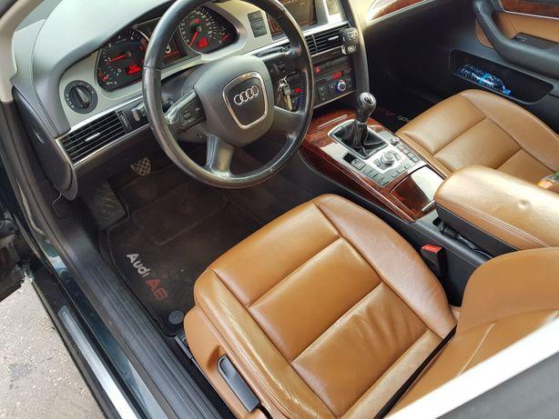 Audi a6c6 2.0tdi 16v 140km,full, kombi