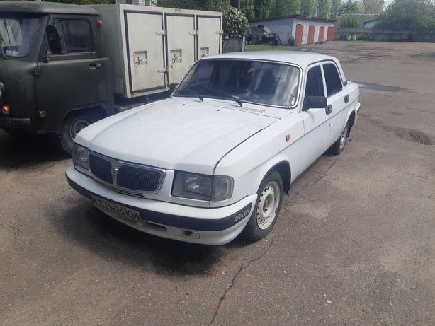 ГАЗ-3110 Волга белая