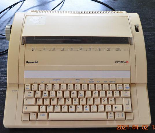 maszyna do pisania OLYMPIA SPLENDID MD